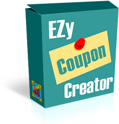 Product picture Ezy Coupon Creator